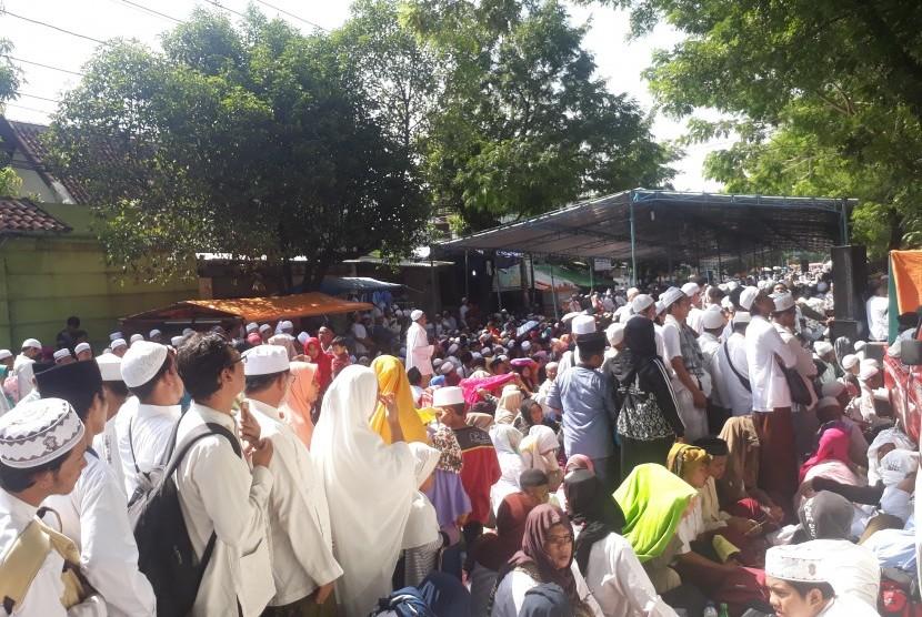 Habib Muhammad Ajak Umat Amalkan Nasihat Habib Ali Al Habsyi