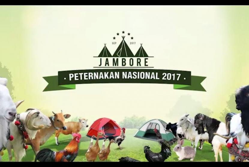 Jambore Peternakan Perebutkan Piala Presiden Jokowi