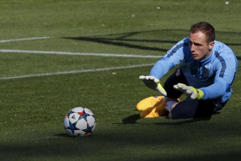 Juve Dilaporkan Tertarik Rekrut Kiper Atletico Madrid