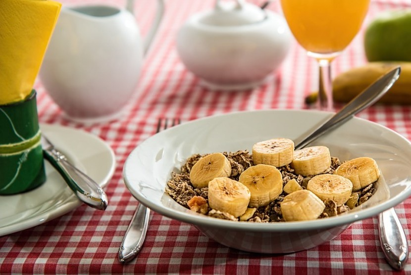 Jangan mengabaikan kebiasaan sarapan.