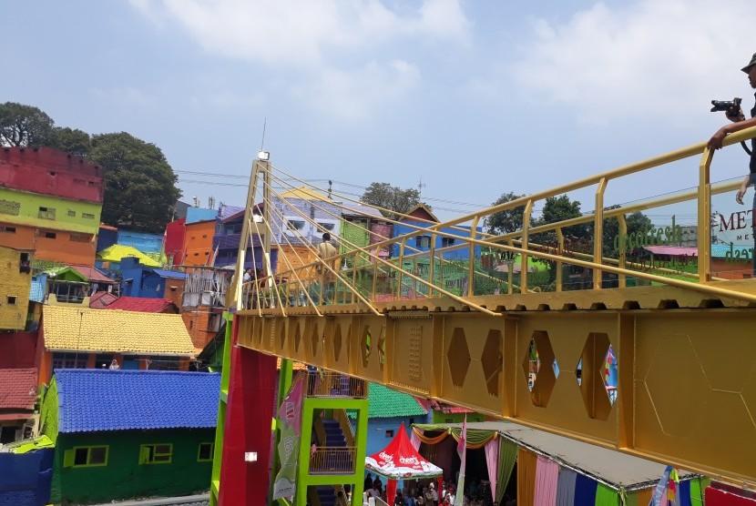 Jembatan kaca Jodipan.