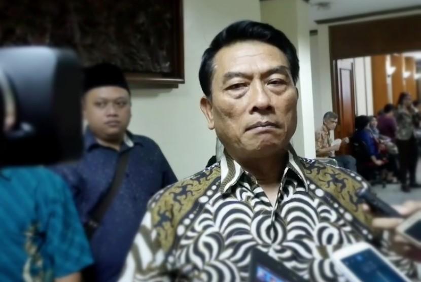 Pesan Moeldoko kepada Marsekal Hadi Jadi Panglima TNI