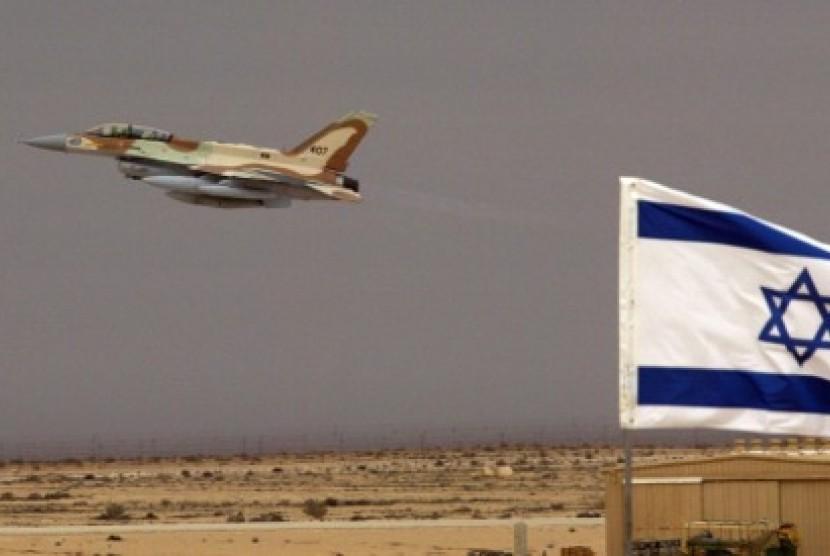 Jet Tempur Israel Bunuh Wanita Palestina