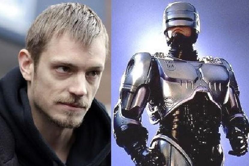 Joel Kinnaman dan Robocop