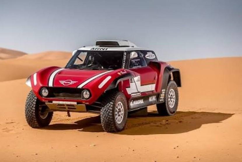 MINI John Cooper Works Buggy Turut Bersaing di Reli Dakar