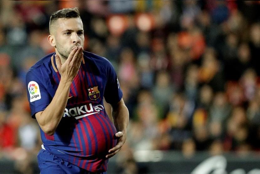 Alba: Kami akan Dibunuh Jika Tertinggal 19 Poin dari Madrid
