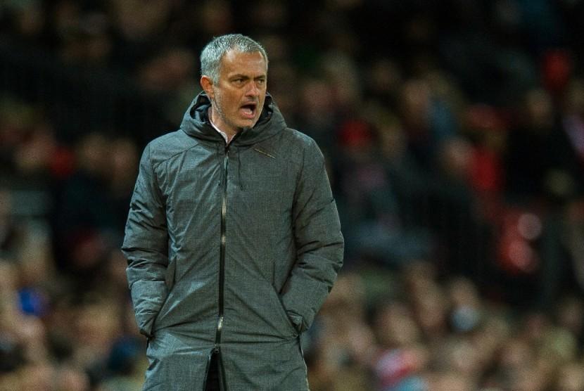 Mourinho Sayangkan Hasil Imbang dari City