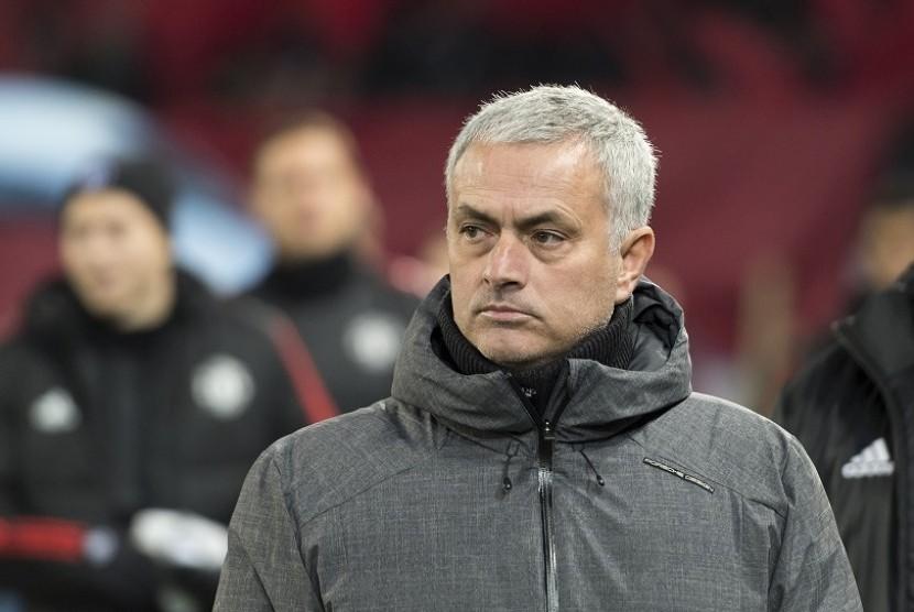 Lawan Arsenal, Mourinho: MU akan Tampil Menyerang