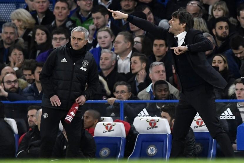 Legenda Chelsea Kritisi Sikap Conte yang Ogah Bersalaman
