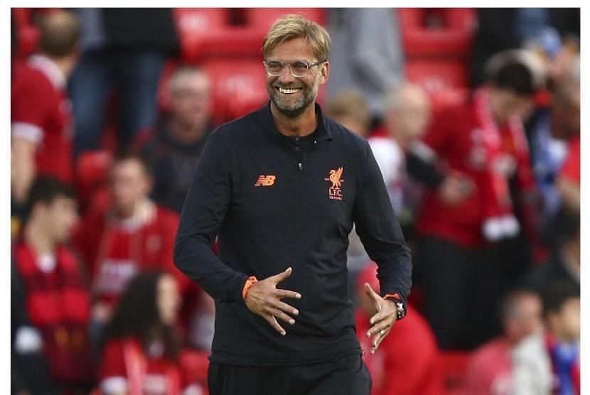 Klopp tak Panik dengan Rentetan Hasil Buruk the Reds