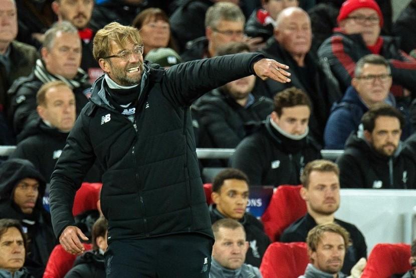 Penyelesaian Akhir Buruk, Liverpool Ditahan West Brom
