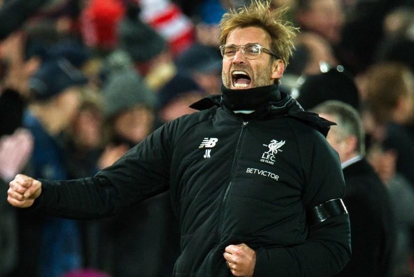 Klopp Sebut Liverpool Buktikan Tetap Kuat tanpa Coutinho