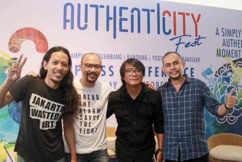 Tujuh Tahun Vakum, Padi Siap Tampil di AuthenticityFest 2017
