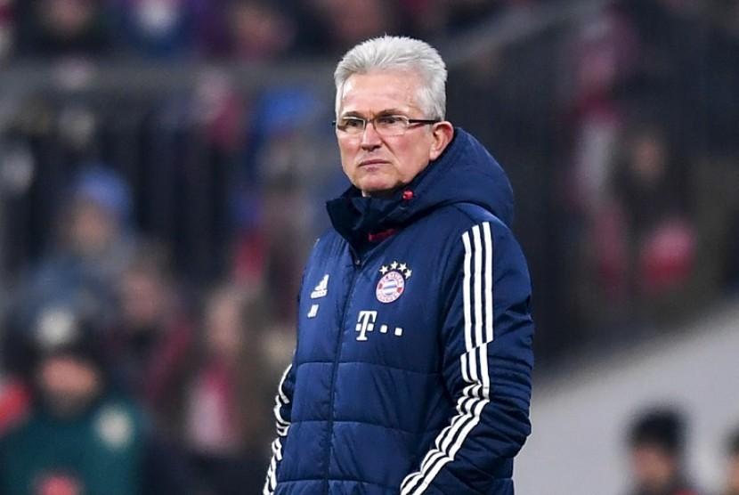 Heynckes Puji Pemainnya Tampil Taktis Hadapi Leverkusen