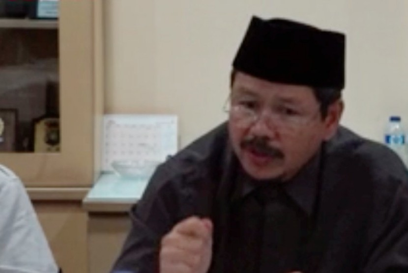Juru Bicara Hizbut Tahrir Indonesia (HTI) Ismail Yusanto