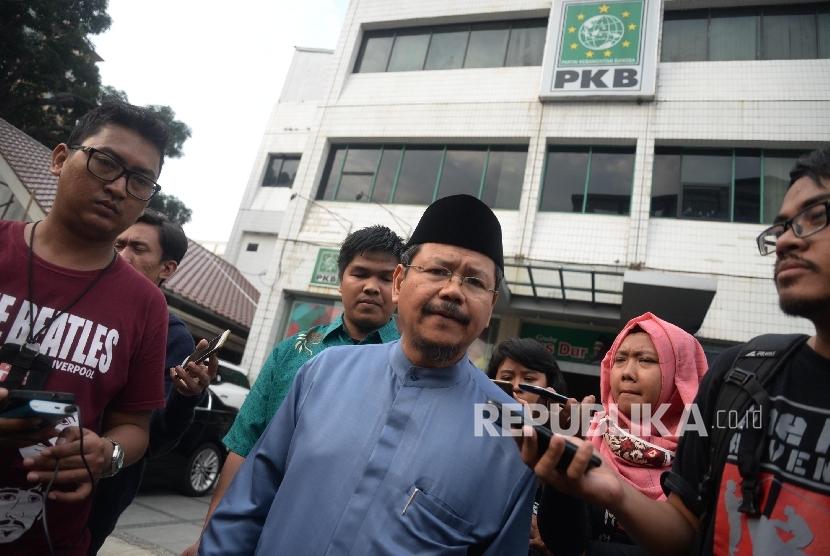 Ismail Yusanto: Pemerintah tak Pernah Klarifikasi ke HTI