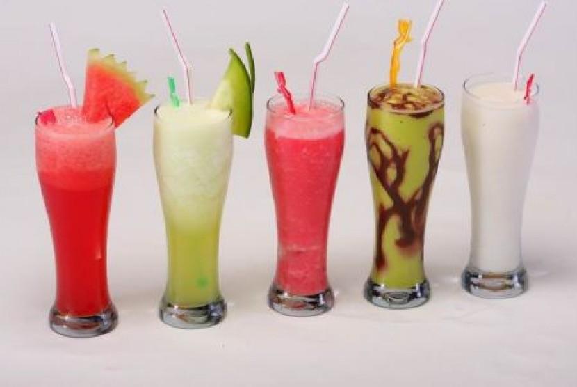 Resep Minuman Segar Atau Minuman Kesehatan