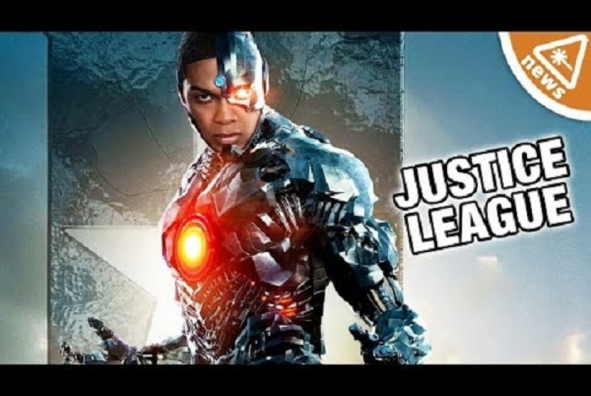 DC Perluas Dunia Superhero Setelah Justice League