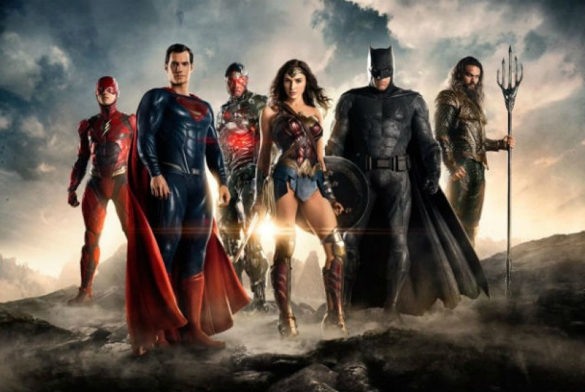 Rotten Tomatoes Tunda Ulasan Rating Justice League