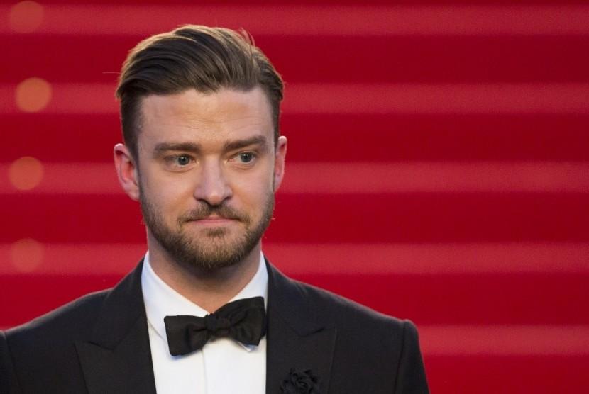 Justin Timberlake Umumkan Jadwal Tur The Man of the Wood