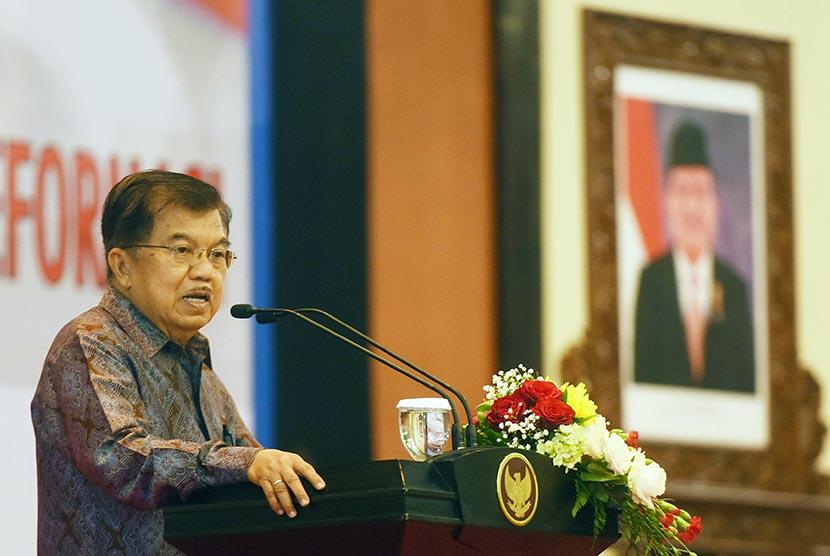 Wapres: Muhammadiyah Harus Jadi Penggerak Ekonomi Nasional