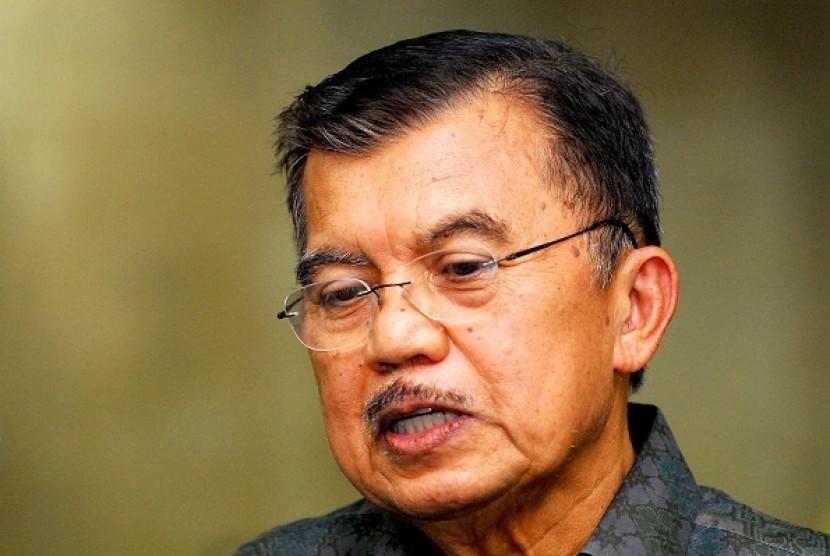 Setnov Tak Penuhi Panggilan KPK, JK: Jangan Mengada-ada