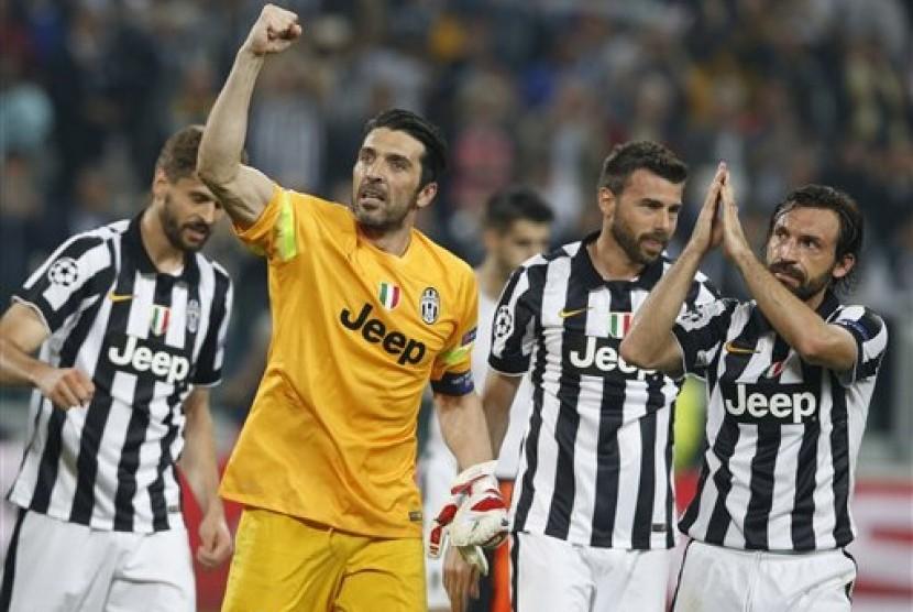 Legenda Milan Ini Berharap Dominasi Juventus Segera Berakhir