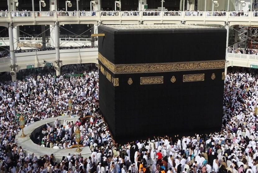 Kabah, Masjidil Haram