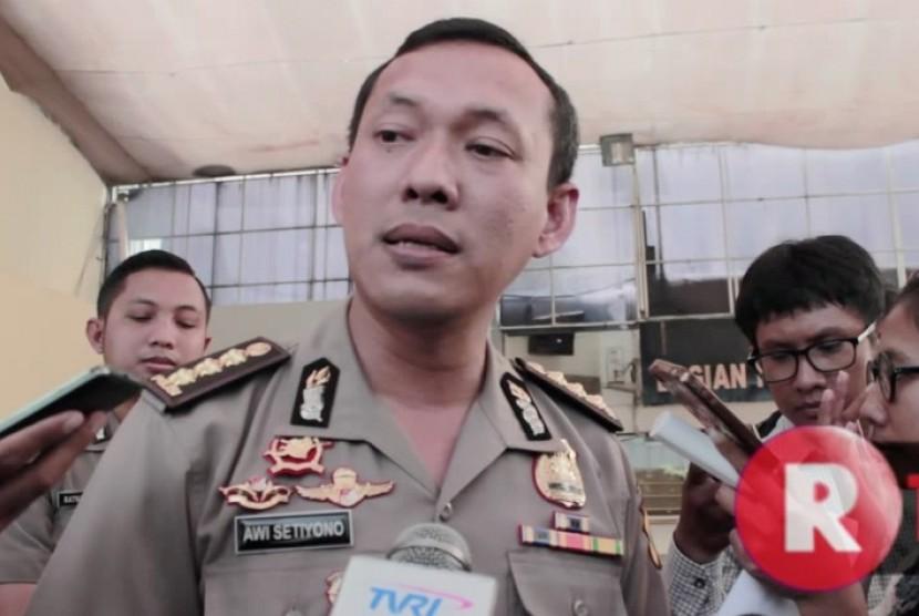 Kabag Mitra Biro Penerangan Masyarakat (Penmas) Divisi Humas Polri, Kombes Pol Awi Setiyono