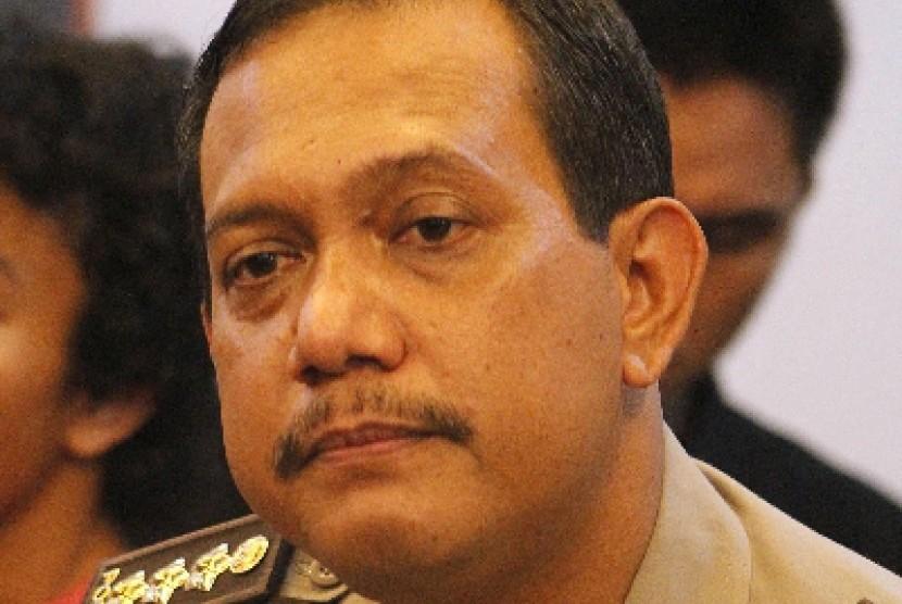 Kabid Humas Polda Metro Jaya Kombespol Rikwanto