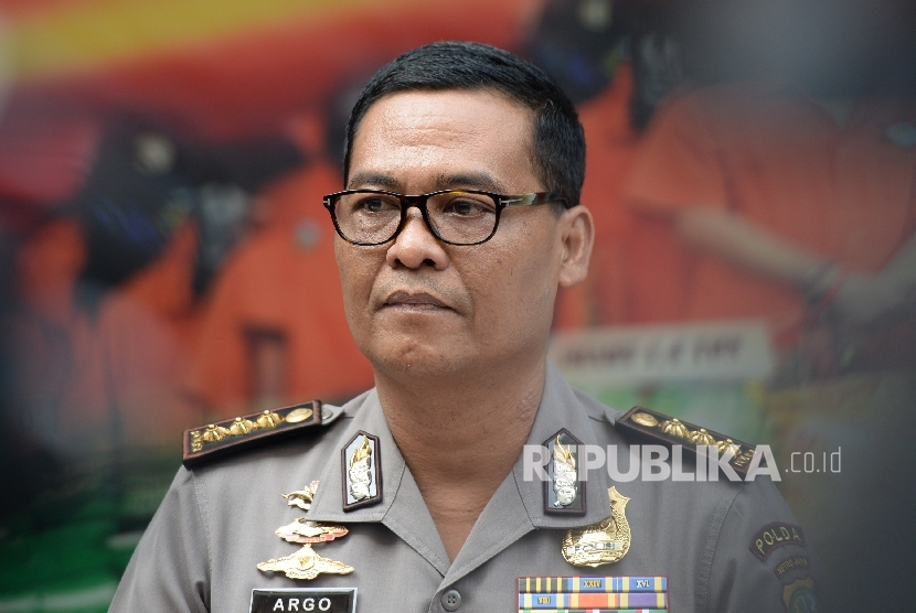 Kabid Humas Polda Metro Jaya Raden Prabowo Argo Yuwono