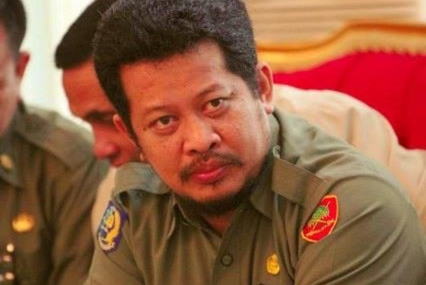 Kadisdik Provinsi Sulsel, Irman Yasin Limpo