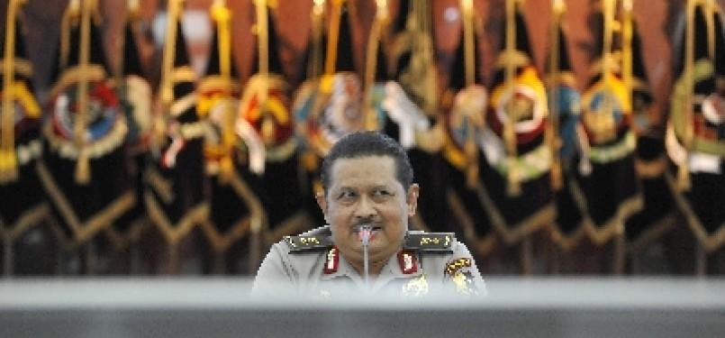 Kadiv Humas Mabes Polri Irjen Anton Bachrul Alam.