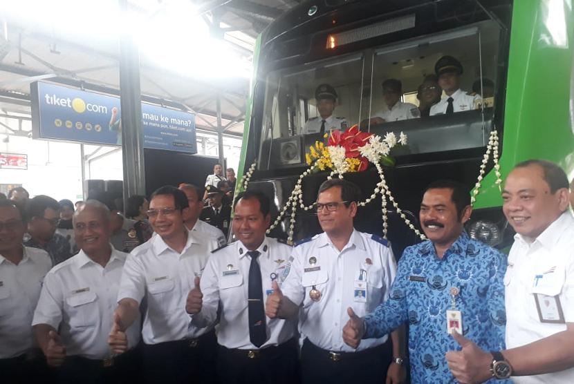 KAI operasikan perdana KA Solo Ekspres rute Solo Balapan-Kutoarjo (PP).