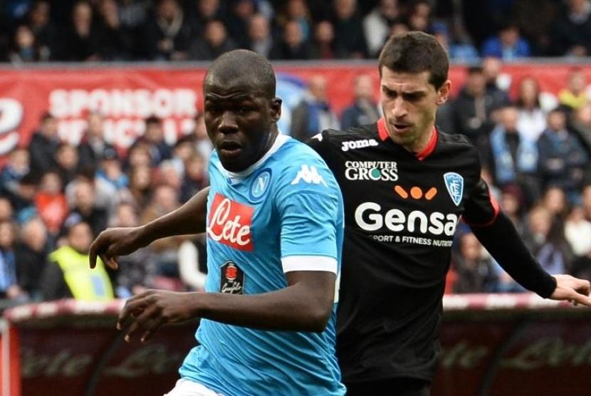 Koulibaly tak Keberatan Merumput untuk Napoli Selamanya