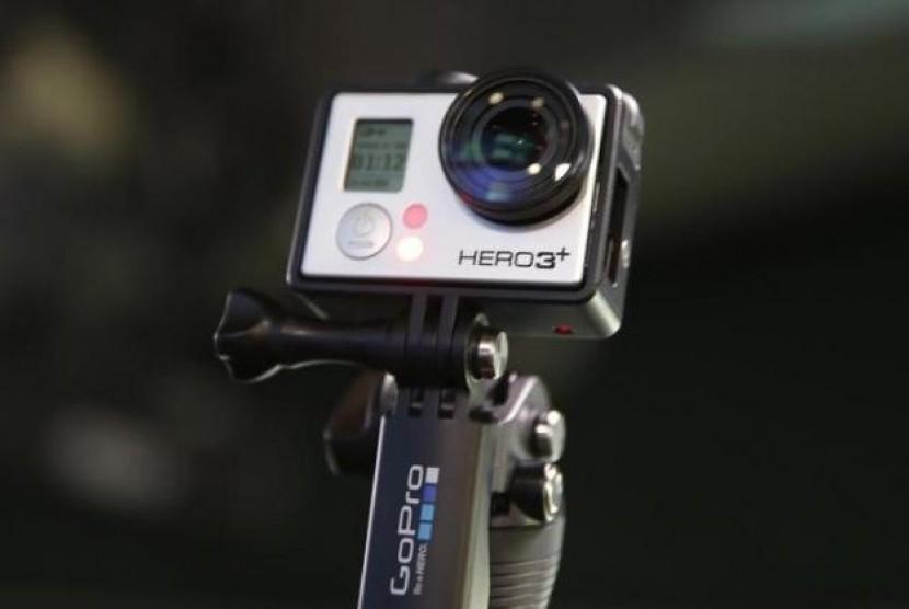 Kamera GoPro Hero 3+.