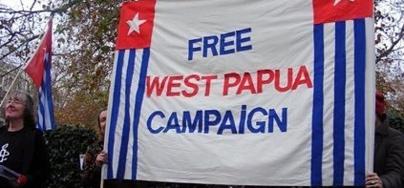 Kampanye Papua Mederka oleh Australia