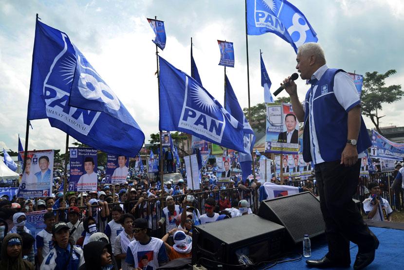 Kampanye Partai Amanat Nasional