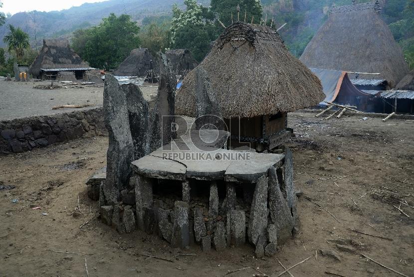 Sebelas Situs Megalitikum Kerinci Terus Dirawat