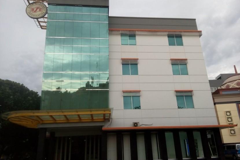 Kampus BSD (Bumi Serpong Damai) AMIK BSI Tangerang.