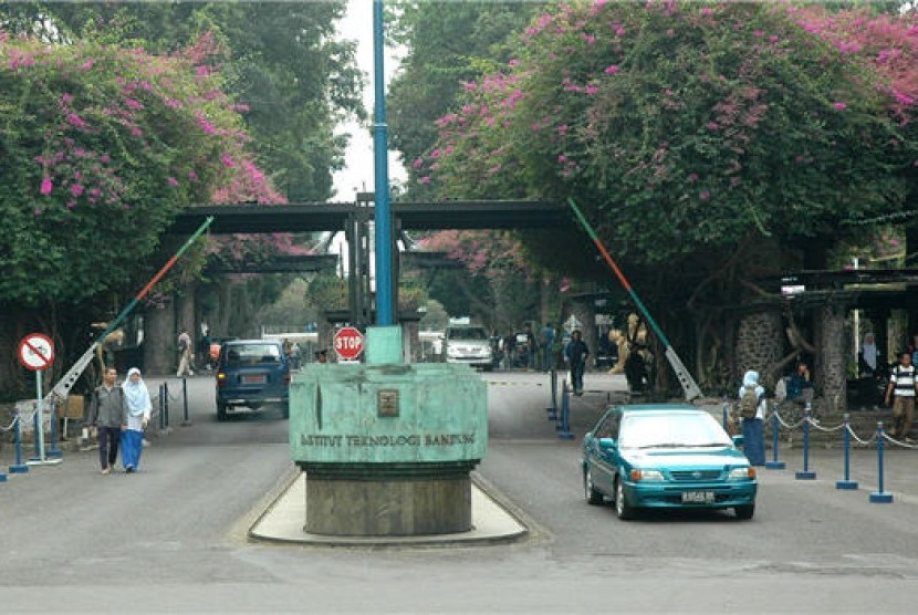 Kampus Institut Teknologi Bandung (ITB)
