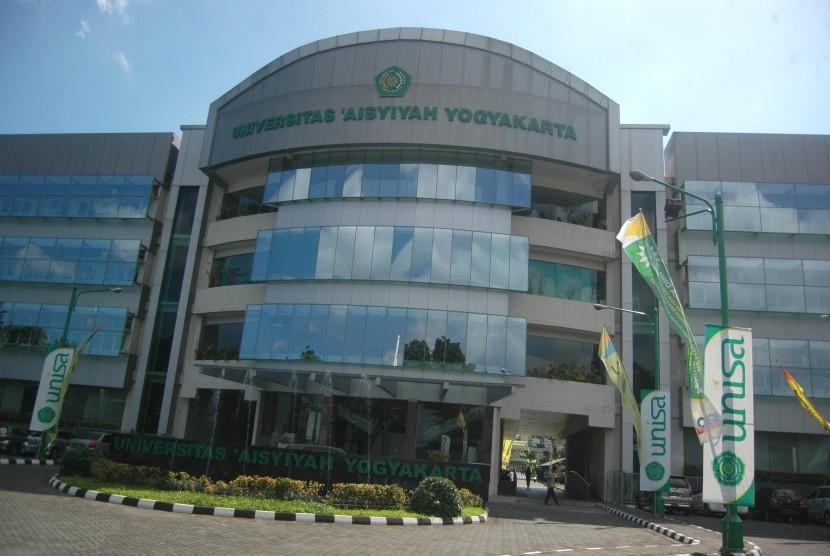 Kampus Unisa Yogyakarta.
