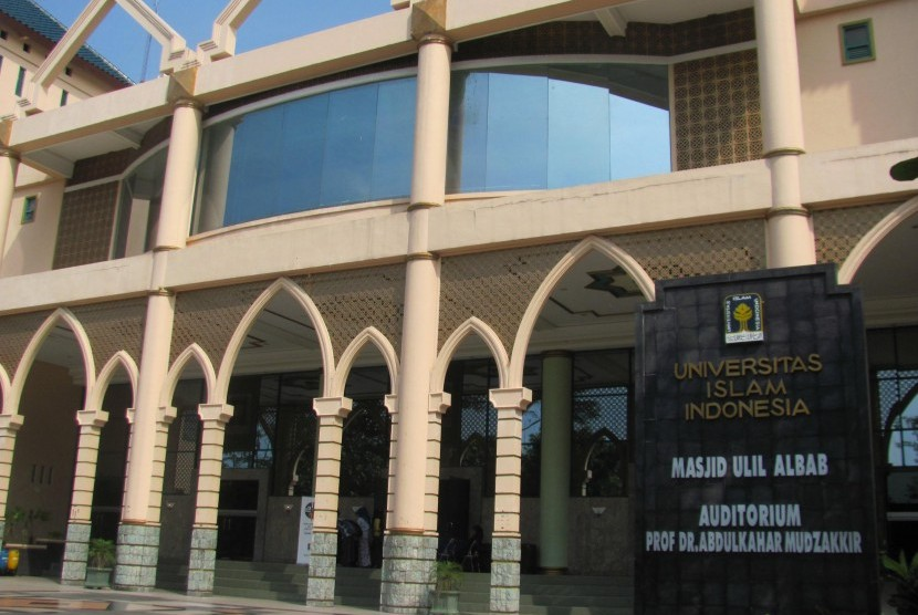 kampus universitas islam indonesia (uii) yogyakarta