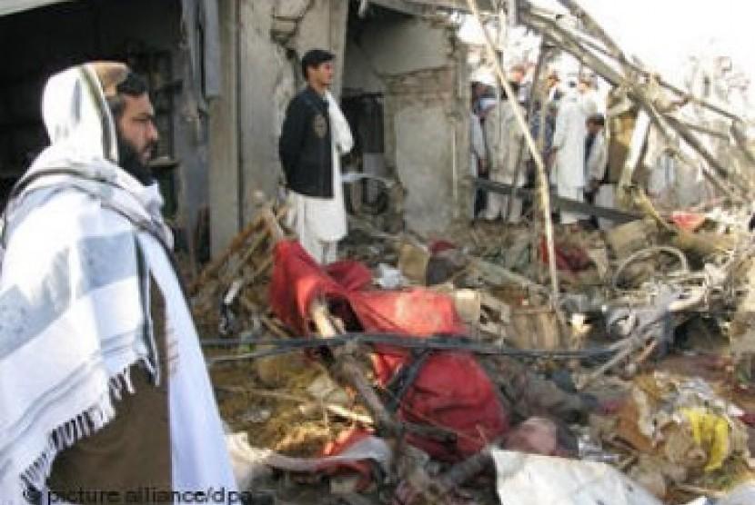 Menyelamatkan Situs dan Identitas Sejarah Afghanistan