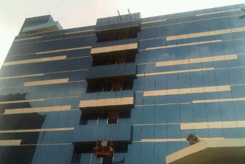 Kantor baru DPP PAN yang terletak di Jalan TB Simatupang, Jakarta Selatan