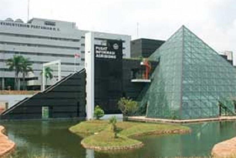Kantor Kementerian Pertanian.