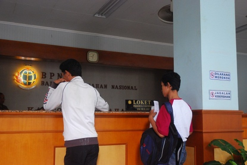 Kantor Pelayanan BPN