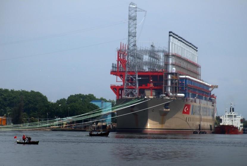 Pelabuhan Belawan Medan Khusus Arus Barang Domestik