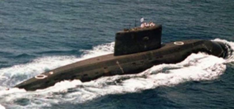 Kapal selam Iran tipe kilo