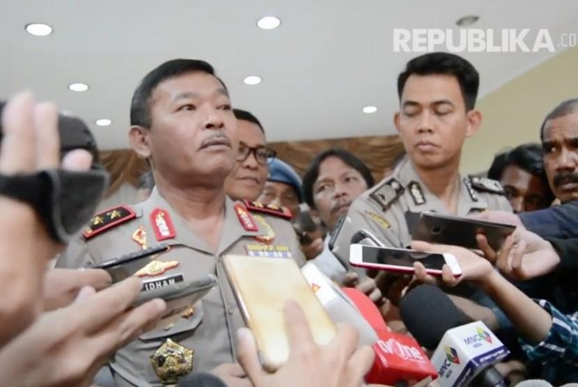 Polda Metro Jaya Kontrol Penyebaran Pil PCC